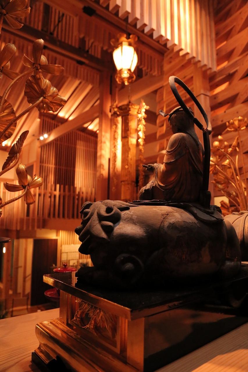 ご本尊 釈迦牟尼佛像2